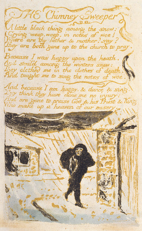 essay on the chimney sweeper by william blake